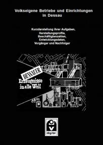 Volkseigene Betriebe und Einrichtungen in Dessau