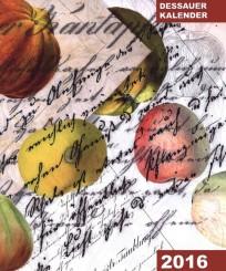 Dessauer Kalender 2016