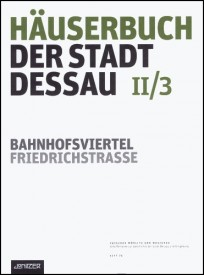 Häuserbuch der Stadt Dessau II/3