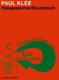 Paul Klee Pädagogisches Skizzenbuch