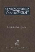 Junkers-Luftverkehr Nachrichtenblatt