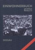 Dessau Einwohnerbuch 1940