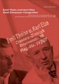 Emil Theis und Karl Elze. Zwei Dessauer Fotografen