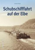 Schubschifffahrt auf der Elbe
