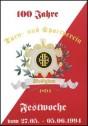 100 Jahre Turn- und Sportverein Mosigkau 1894