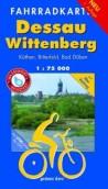 Fahrradkarte Dessau Wittenberg