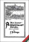 Mei Liewes Anhaltland! Gedichte (teils im Dialekt)