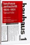 bauhaus zeitschrift 1926 - 1931