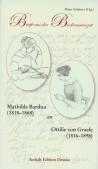 Briefe aus der Biedermeierzeit